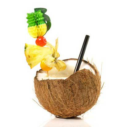 Picture of Pineapple Coconut Rum PG