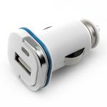 Elektromos cigi Autós USB tápegység - Mini Fehér