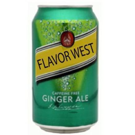 Elektromos cigi FlavorWest Ginger Ale aroma 10 ml