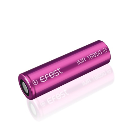 Picture of EFEST IMR 18650 High Drain 3000 mAh