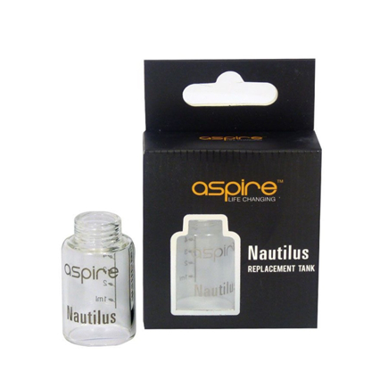 Picture of ASPIRE NAUTILUS Replacement pyrex Tank 5ml