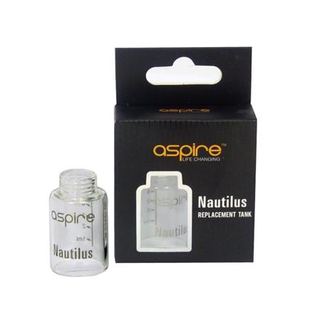 Elektromos cigi Aspire Nautilus Pyrex bura 5ml*