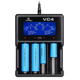 Picture of Xtar VC4 Charger  Li-ion, Ni-MH, Ni-CD
