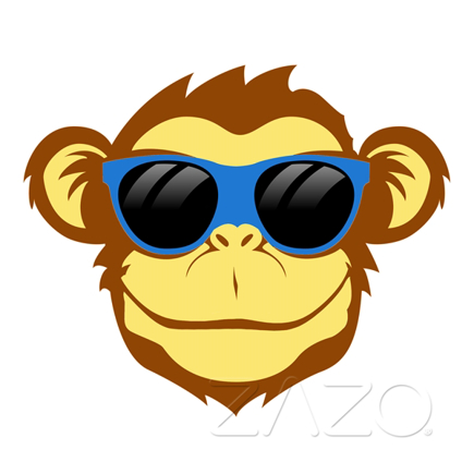 Elektromos cigi ZAZO 10ml Crazy Monkey Liquid