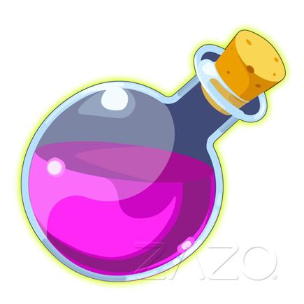 Picture of ZAZO 10ml Pink Poison Liquid