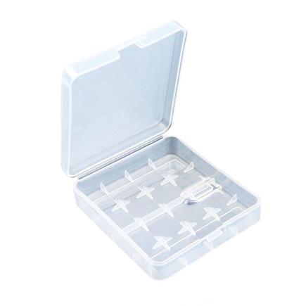 Elektromos cigi 18650/4  tárolódoboz