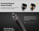 Elektromos cigi Voopoo Drag X 4.5ml 18650