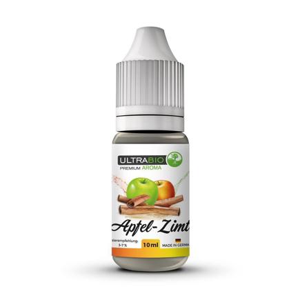 Elektromos cigi Ultrabio Fahéjas-Alma aroma